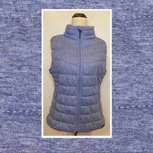 Womens Be Boundless Puffer vest lined pockets